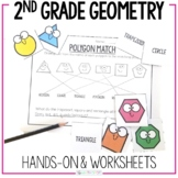 2nd Grade Geometry Activities