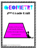 2nd Grade Geometry Unit/Shape Unit
