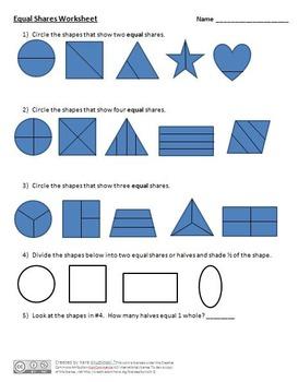 2nd Grade Geometry Unit/Shape Unit