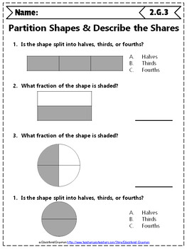 2nd Grade Geometry Worksheets: 2nd Grade Math Worksheets, Geometry