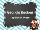 2nd Grade Georgia Region: Appalachian Plateau Power Point