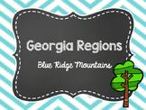 2nd Grade Georgia Region: Blue Ridge Mountains Power Point FREEBIE
