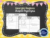 2nd Grade Georgia Regions Graphic Organizer