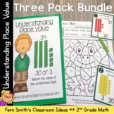 2nd Grade Go Math 1.3 Understanding Place Value Bundle