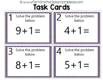 2nd Grade Go Math 3.2 Practicing Addition Facts Bundle