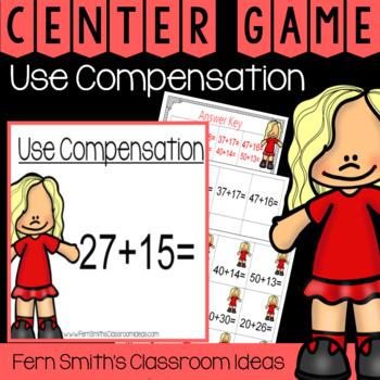 2nd Grade Go Math 4.2 Use Compensation Center Games