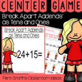 2nd Grade Go Math 4.3 Break Apart Addends as Tens and Ones