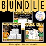 2nd Grade Go Math 5.1 Break Apart Ones to Subtract Bundle
