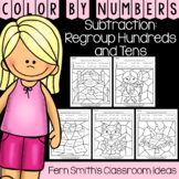 2nd Grade Go Math 6.9 Subtraction: Regroup Hundreds and Te