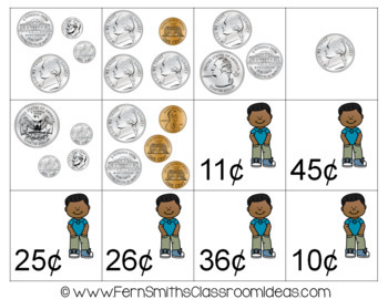 2nd Grade Go Math 7.4 Show Amounts in Two Ways Bundle