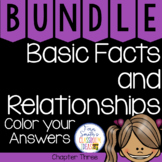 2nd Grade Go Math Basic Facts and Relationships Chapter 3