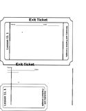 2nd Grade Go Math Chapter 11 Exit Tickets