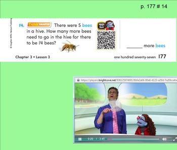 2nd Grade Go Math Chapter 3 Smart Board Slides