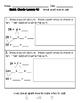 2nd Grade Go Math Chapter 4 Quick Quizzes