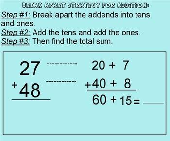 2nd Grade Go Math Chapter 4 Smart Board Slides