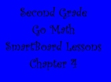 2nd Grade Go Math Chapter 4 SmartBoard Lessons