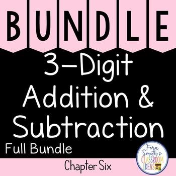 2nd Grade Go Math Chapter 6 Bundle