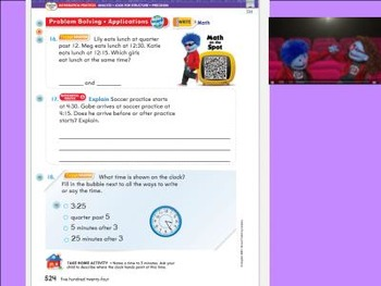 2nd Grade Go Math Chapter 7 Common Core Smartboard Slides