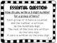 Second Grade Go Math Essential Questions Chapter 2