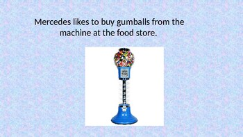 "2nd Grade Go Math Exemplar Chapter 7 ""Buying Gumballs"""