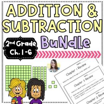 Chapter 6 2nd grade go math teaching resources teachers pay teachers 2nd grade florida math bundle comprehensive unit review fandeluxe Image collections