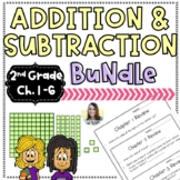 2nd Grade Florida Math Bundle  (Comprehensive Unit Review)