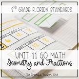 Go Math! FLORIDA 2nd Grade Interactive Notebook: Chapter 11