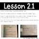 2nd Grade Go Math! Interactive Notebook: Chapter 2 ~ Common Core