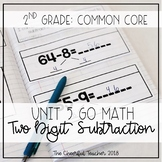 Go Math! COMMON CORE 2nd Grade Interactive Notebook: Chapter 5 ~ Common Core