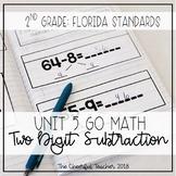2nd Grade Go Math! Interactive Notebook: Chapter 5 ~ Florida Standards