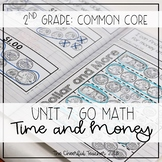 Go Math! COMMON CORE 2nd Grade Interactive Notebook: Chapter 7