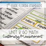 Go Math! FLORIDA 2nd Grade Interactive Notebook: Ch. 8