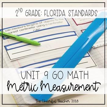 Go Math! FLORIDA 2nd Grade Interactive Notebook: Chapter 9