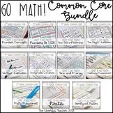 2nd Grade Go Math! Interactive Notebook Common Core Bundle