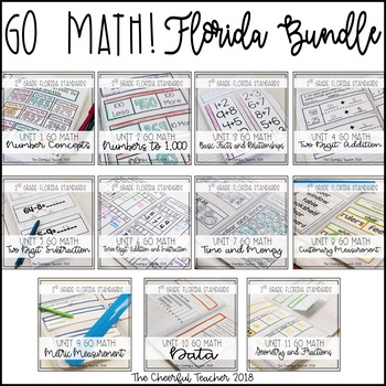 Florida Go Math Worksheets Teaching Resources TpT