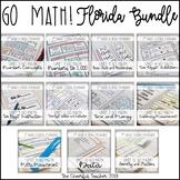 2nd Grade Go Math! Interactive Notebook Florida Standards Bundle