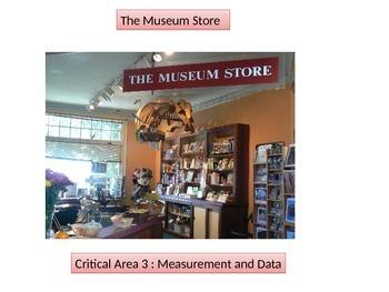 2nd Grade  Performance task Critical Area 3 Museum Shop