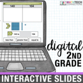 2nd Grade Google Classroom Math Activities | 2nd Grade Dig