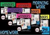 Morning Work BUNDLE 2nd Grade Grade WONDERS