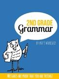 2nd Grade Grammar Guide and Activities