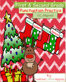 ***SALE***December - 1st/2nd Grade - Punctuation Practice