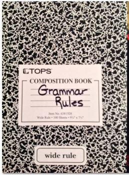 2nd Grade Grammar Lesson Plans & Practice Sheets -Common C
