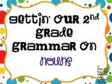 2nd Grade Grammar-Nouns