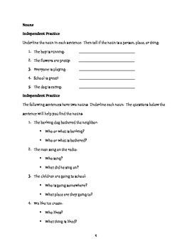 2nd Grade Common Core Language, Grammar, and Vocabulary Skills
