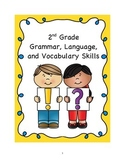 2nd Grade Common Core Language, Grammar, and Vocabulary Skills