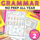 2nd Grade Grammar Worksheets | Daily Grammar Practice or C