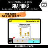 2nd Grade Graphing | Google Classroom™ | Distance Learning