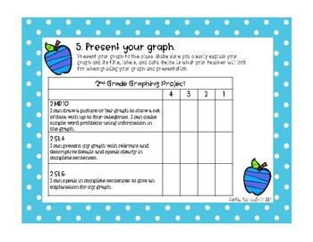 2nd Grade Graphing Project