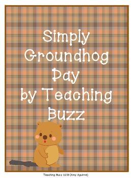 2nd Grade Groundhog Gazette Common Core Standards