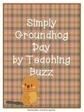 2nd Grade Groundhog Gazette Common Core Standards